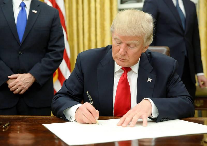 Trump ha deciso di entrare nel contingente americano in Gabon