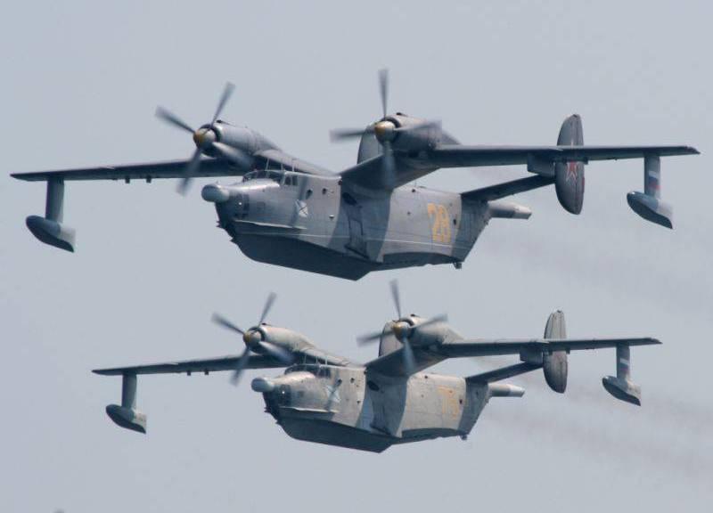 ロシア連邦国防省は、Be-12水陸両用航空機艦隊を近代化することを決定しました。