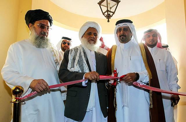 आधार के बदले में। वाशिंगटन ने तालिबान को काबुल शासन सौंप दिया