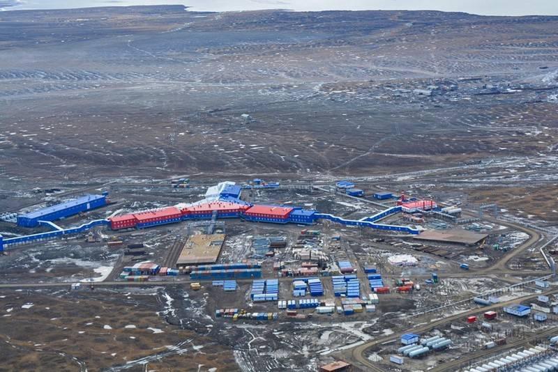 Nuova città militare apparirà sulla costa del mare di Laptev