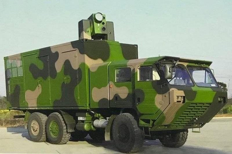 चीन ने युद्धक लेजर प्रणाली के निर्यात की घोषणा की