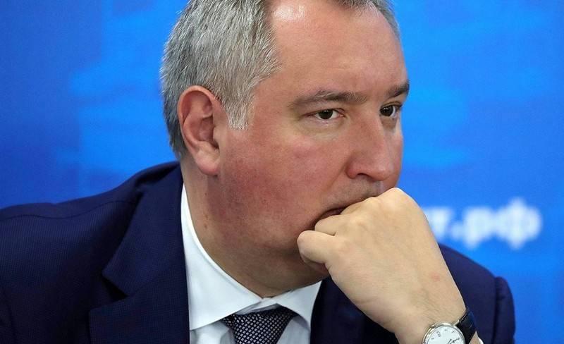 La NASA a décidé de retirer son invitation à visiter Rogozin aux Etats-Unis