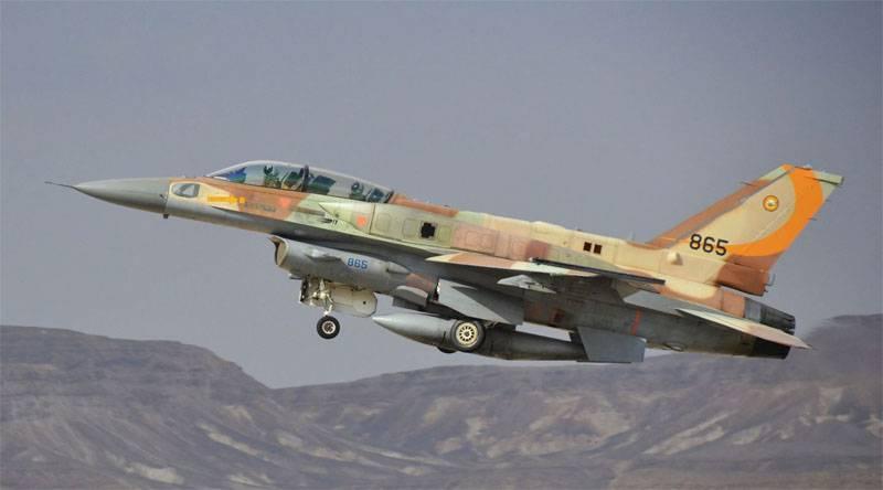 米国はイスラエルの空軍がシリアでイランの目標を攻撃するのを支持すると宣言した