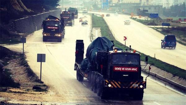 Ankara a répondu aux demandes américaines d'abandonner l'offensive dans le nord de la Syrie