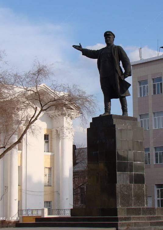 キーロフとアストラハン防衛の運命 H. 1