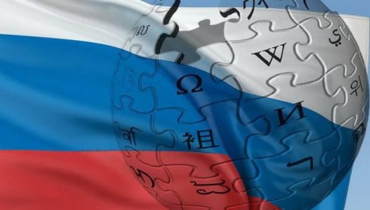 सैन्य इतिहास में रुचि के बारे में रूसी भाषा विकिपीडिया के आँकड़े