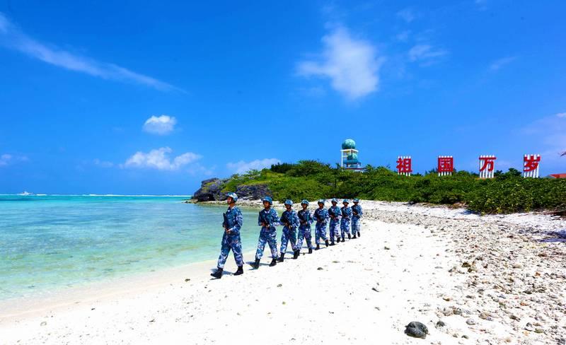 Китай выразил очередной протест США  из-за спорных островов