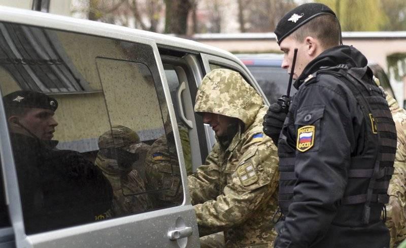 Kiev ha presentado una queja ante el TEDH contra la detención ilegal de marineros ucranianos