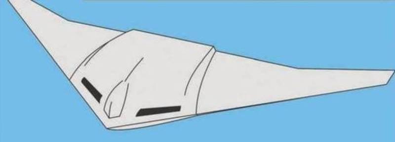 """""""Tupolev"""" se prépare à commencer à créer des prototypes PAK DA """"Messenger"""""""