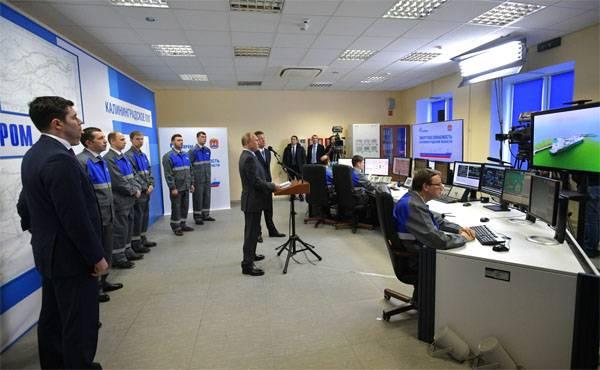 Литва экономически отыграна вводом терминала СПГ под Калининградом