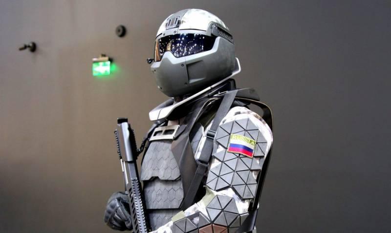 戦いの「戦士 -  3」は無人偵察機とロボットシステムを助けるでしょう