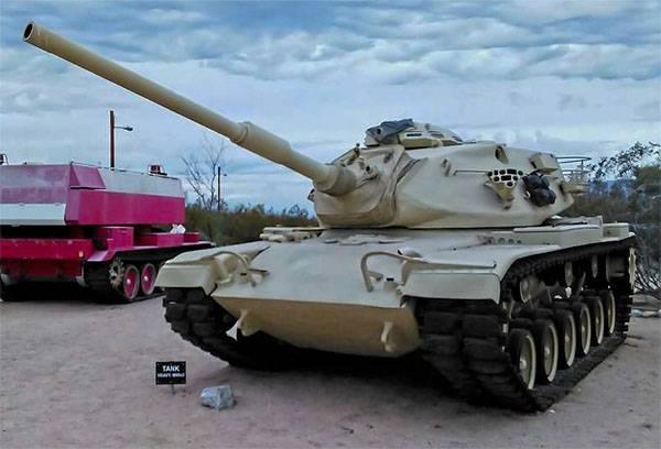 यमन में अमेरिकी निर्मित टैंक नीचे गिरा - हुसैत-सउदी लड़ाई