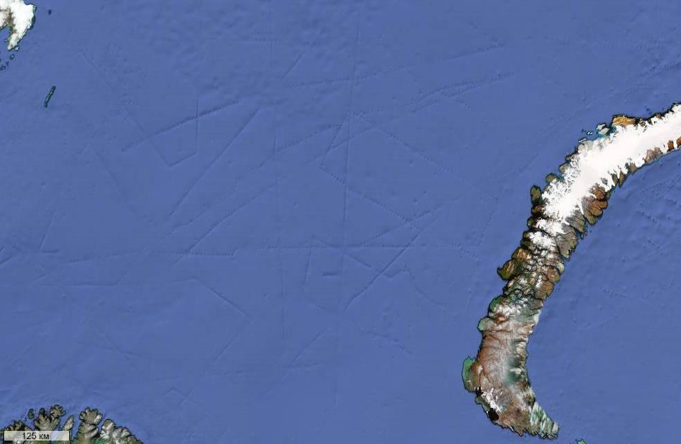 Как часто обновляются снимки со спутника в гугл картах