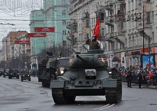 それはなぜラオスからのロシアの30 T-34戦車が知られるようになった