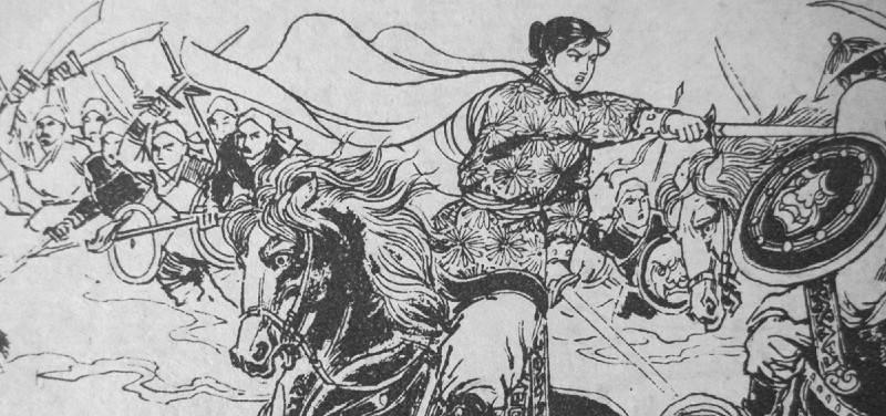 """""""Brujas del caballo"""" y el acercamiento de la """"Era del sol blanco"""""""