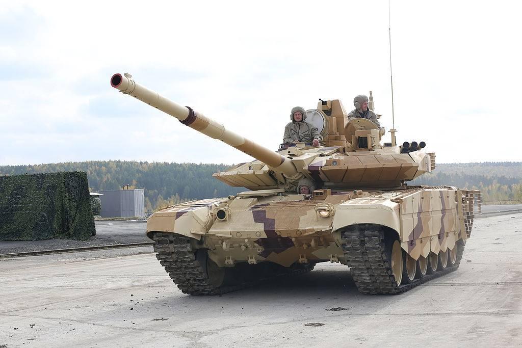 National Interest оценил «смертоносный» танк Т-90С