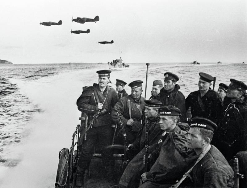 Contributo reale Che ruolo ha avuto la Marina nella Grande Guerra Patriottica?