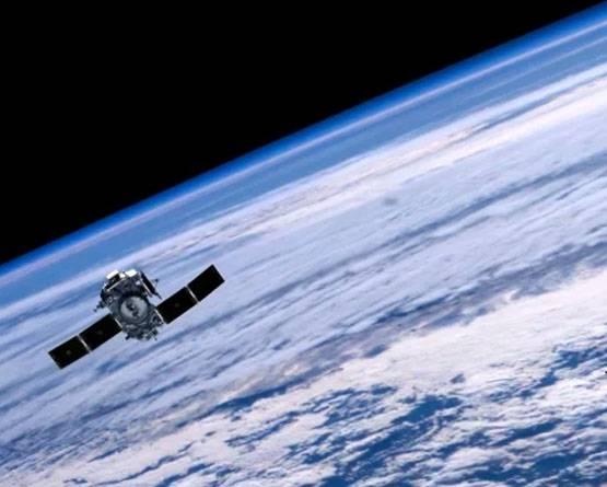 Negli Stati Uniti ha annunciato un esaurimento nell'atmosfera di un satellite militare russo