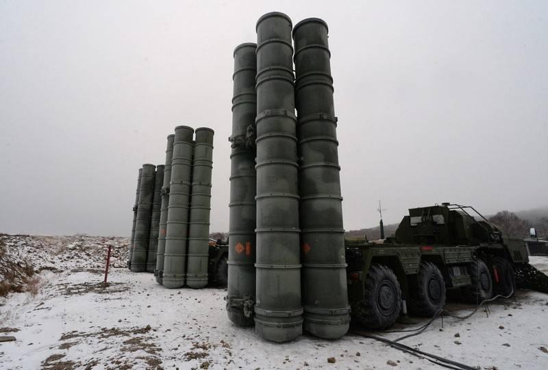 La Cina ha apprezzato molto l'efficacia del combattimento di C-400 ZRS