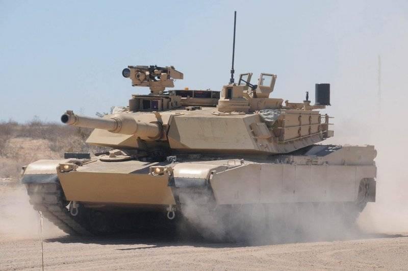 미 육군은 M1A1 Abrams의 배치를 M1A2 SEPv3 수준으로 업그레이드하도록 명령했습니다.