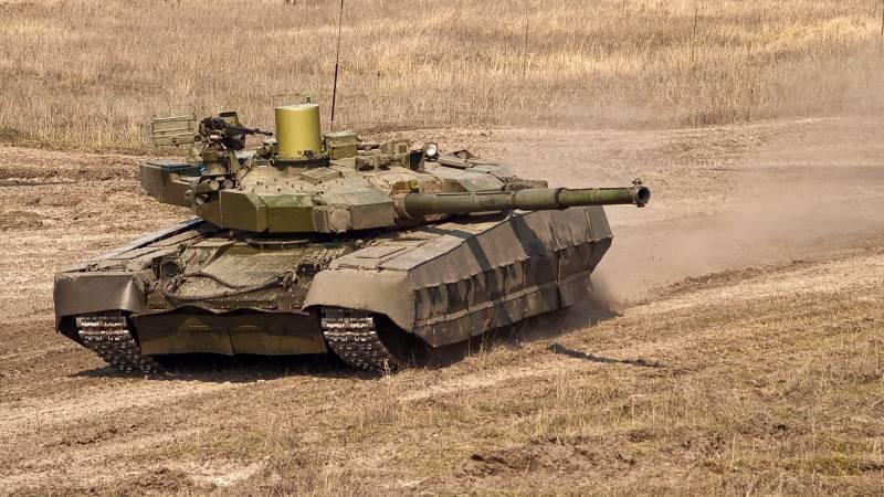 Проблемы с «Оплотом» могут поставить крест на украинском танкостроении