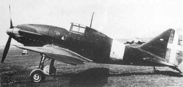 लड़ाकू विमान। द्वितीय विश्व युद्ध के सेनानियों-हमलावरों। 1 का हिस्सा