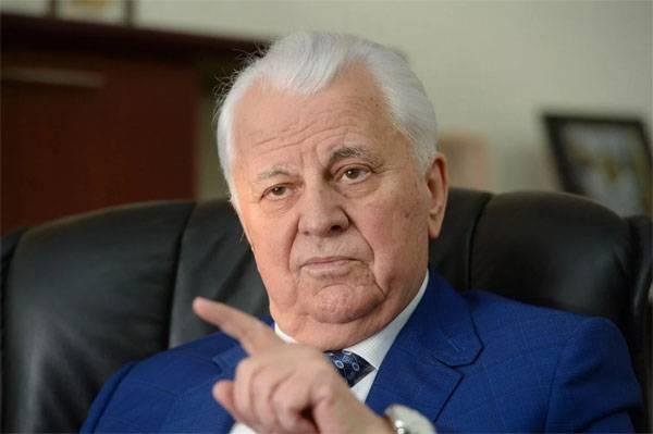 Кравчук: Россия вернёт Донбасс, так как он ей не нужен