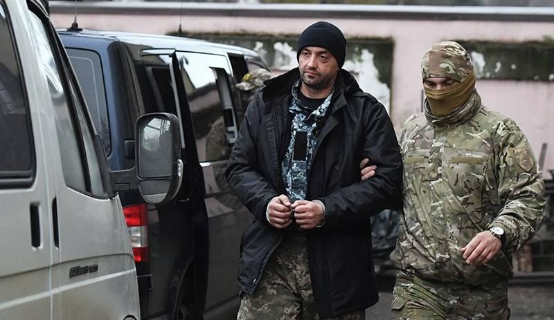 モスクワでは、ウクライナの船員の交換の可能性を許可