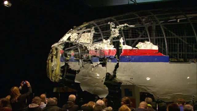 Захарова ответила на ультиматумы Австралии и Нидерландов по MH17