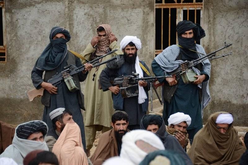 अफ़ग़ानिस्तान के चार प्रांतों में उग्रवादियों का हमला हुआ