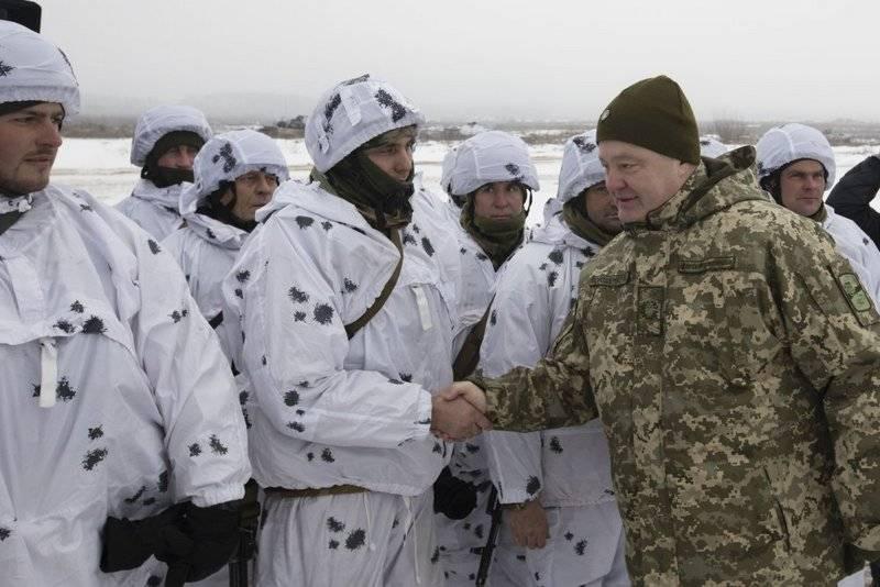 L'Ukraine a reconnu l'incapacité des forces armées à résister à l'armée russe