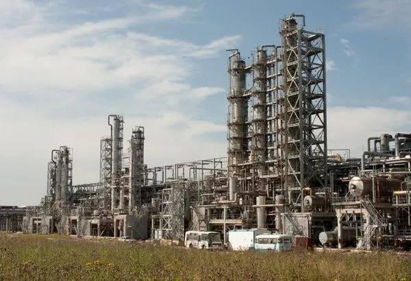 Accident technogénique dans une usine de produits chimiques dans l'ouest de l'Ukraine