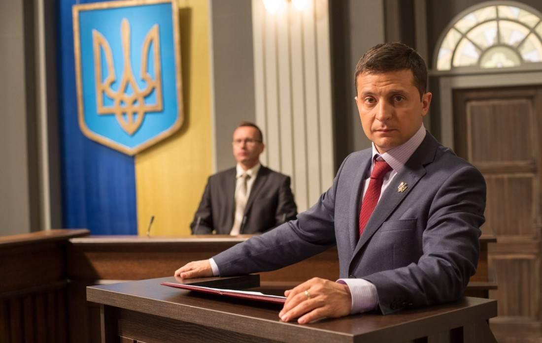 ВУкраинском государстве  назвали опасность вероятного  избрания Зеленского президентом