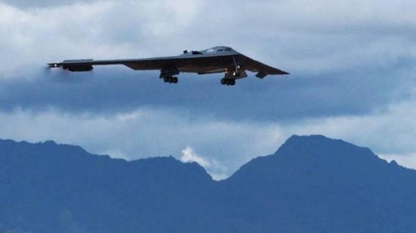 Expertos explican por qué la USAF envió B-2 Spirit a Pearl Harbor