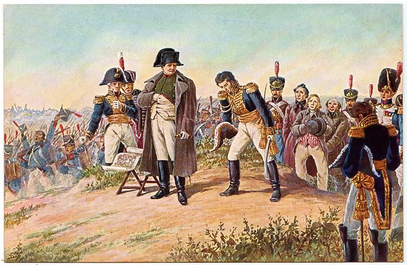 Où est passé le trésor de Napoléon?
