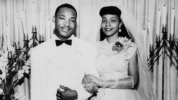 꿈을 꾸던 남자. 마틴 루터 킹 90 년