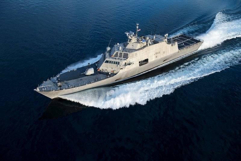 米海軍はウィチタ沿岸船をもう1つ受け取る(LCS-13)