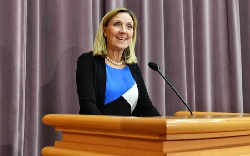 국무부 대표는 DRDSD 실망에 러시아와의 회담을 촉구했다.