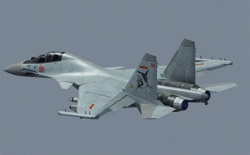 中国では、キャリアベースの航空の学部への二重募集
