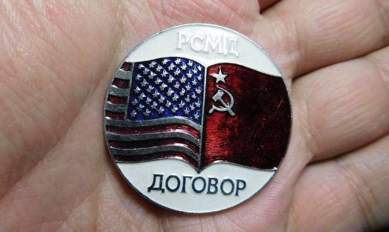 Les Américains ont demandé à la Fédération de Russie de détruire la fusée 9М729