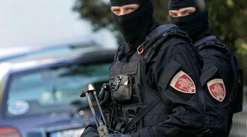セルビアで拘禁されているプーチン大統領の訪問中に攻撃を準備したワハビス氏