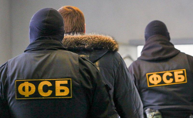 FSB detuvo a un agente del Servicio de Seguridad de Ucrania en el territorio de Crimea