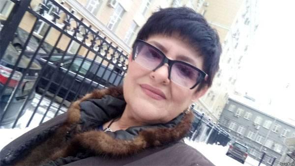 La periodista Elena Boyko sigue deportada a Ucrania