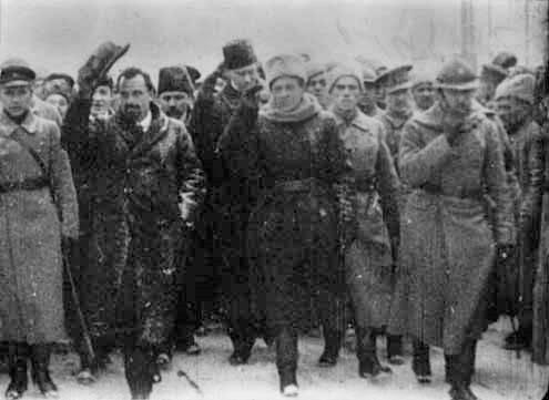 Как восстановили советскую власть на Украине