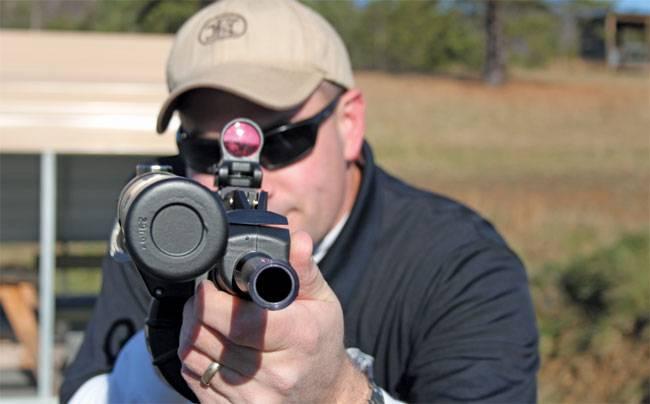 FN 303: гуманное оружие от FN Herstal (часть 1)