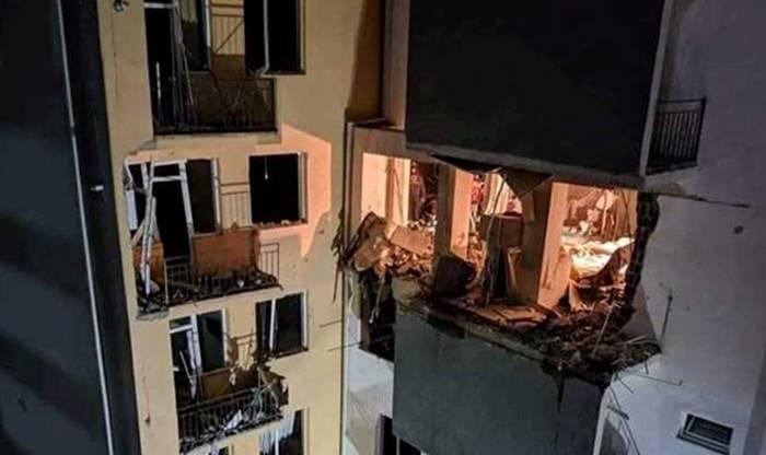 L'explosion de gaz dans le gratte-ciel de Tbilissi a coûté la vie à 4-x
