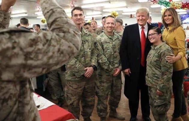 군부는 시리아의 승리가 아직 승리하지 못했다고 트럼프에 경고했다.