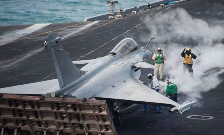 L'Aeronautica francese aggiorna Rafali allo standard F4