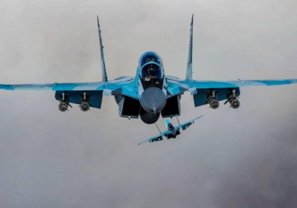 Le date di consegna del primo MiG-35С seriale alla Federazione russa di scienze aeronautiche