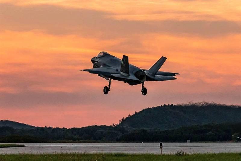 일본은 F-35의 국내 조립을 포기할 것이다.